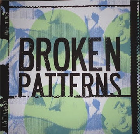 Broken Patterns-Idle Times - Skateboards Amsterdam