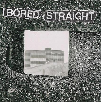 Bored Straight-Locked Up - Skateboards Amsterdam