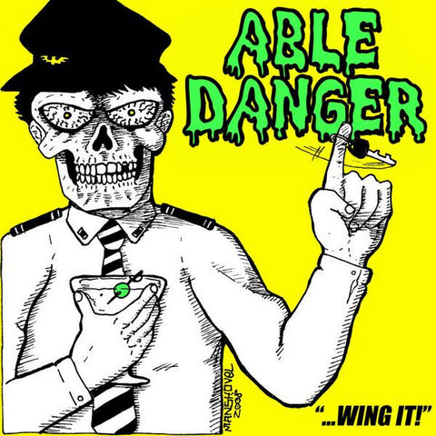 Able Danger-Wing It - Skateboards Amsterdam