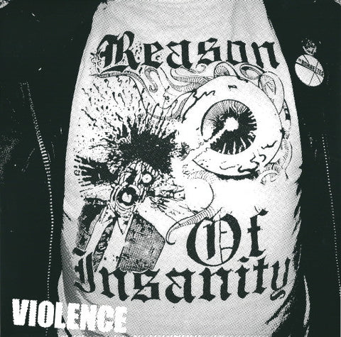 Reason Of Insanity-Violence - Skateboards Amsterdam