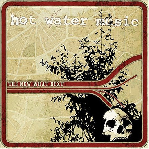Hot Water Music-New What Next -Col Vinyl- - Skateboards Amsterdam