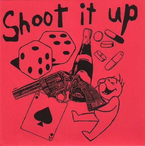 Shoot It Up-S/T - Skateboards Amsterdam