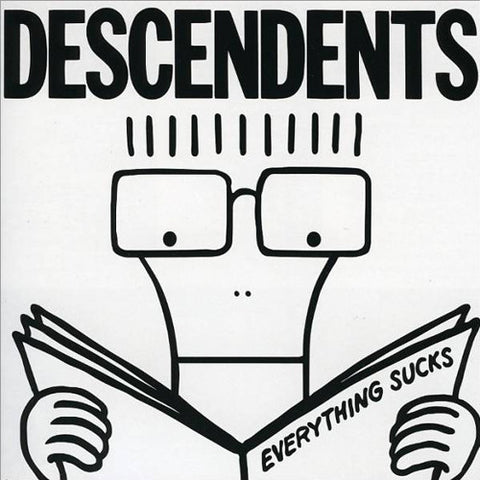 Descendents-Everything Sucks Today - Skateboards Amsterdam