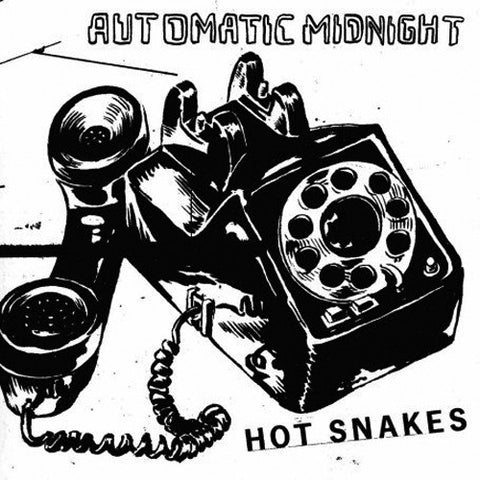 Hot Snakes-Automatic Midnight - Skateboards Amsterdam