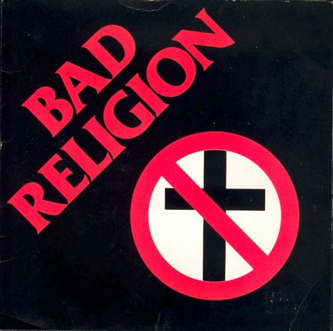 Bad Religion-S/T - Skateboards Amsterdam