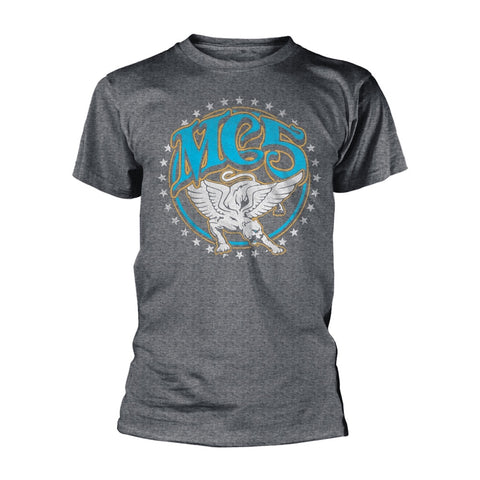 MC5 WHITE PANTHER T-SHIRT
