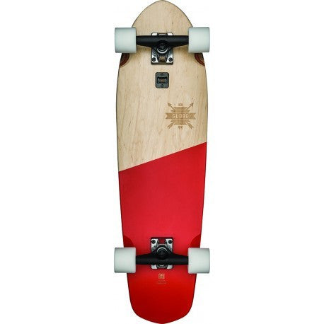 "GLOBE BIG BLAZER COMPLETE 32"" BLAZING RED - Skateboards Amsterdam"
