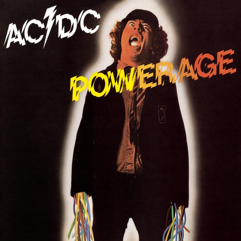 AC/DC-powerage - Skateboards Amsterdam