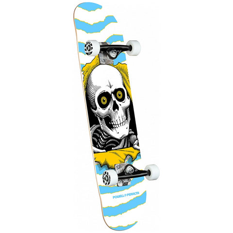 POWELL PERALTA RIPPER BLUE COMPLETE 7.5