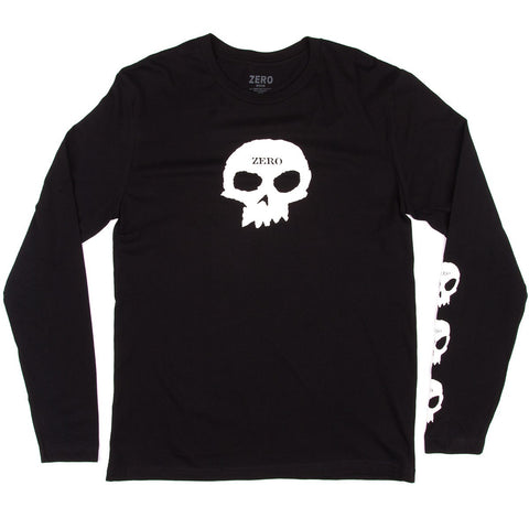 ZERO MULTI PREMIUM LONG SLEEVE FADED BLACK/WHITE