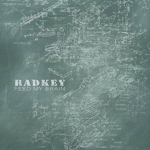 Radkey-Feed My Brain - Skateboards Amsterdam