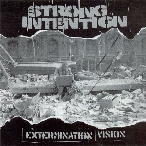 Strong Intention-Extermination Vision - Skateboards Amsterdam