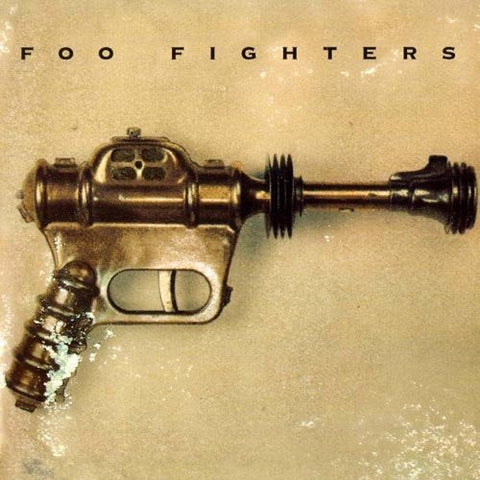 Foo Fighters-S/T - Skateboards Amsterdam