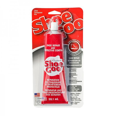 SHOE GOO 2.0 OZ TUBE CLEAR - Skateboards Amsterdam