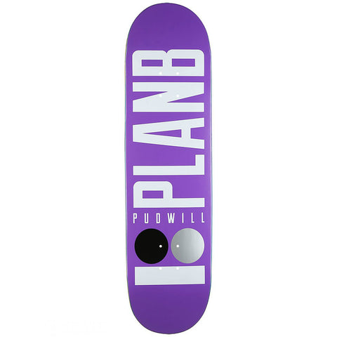 PLAN B PUDWILL BASICS 8.375 - Skateboards Amsterdam