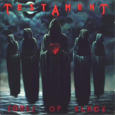 Testament-Souls Of Black - Skateboards Amsterdam