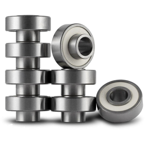 ZEALOUS CERAMIC BEARINGS W/BUILT IN SPACERS
