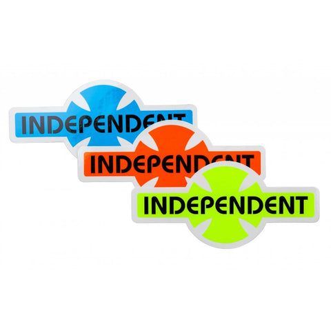 INDEPENDENT GENERATION BC STICKER 7 INCH