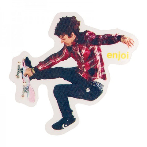 ENJOI SK8 OR DIE STICKER BEN