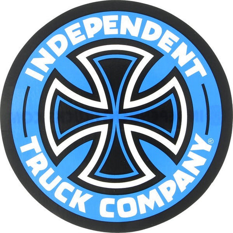 INDEPENDENT COMBO TC STICKER 3 INCH