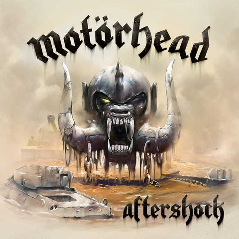 Motorhead-PD-Aftershock - Skateboards Amsterdam