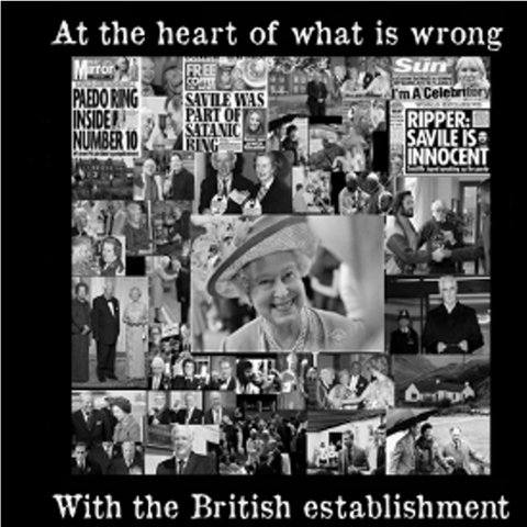 V/A-At The Heart Of What Is Wrong With The British Establishment - Skateboards Amsterdam