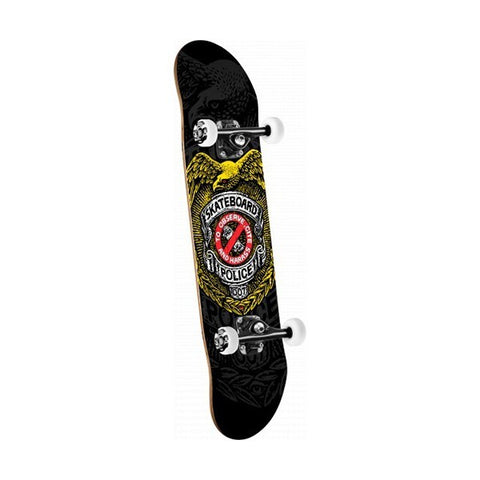POWELL PERALTA SKATEBOARD POLICE COMPLETE 8.0