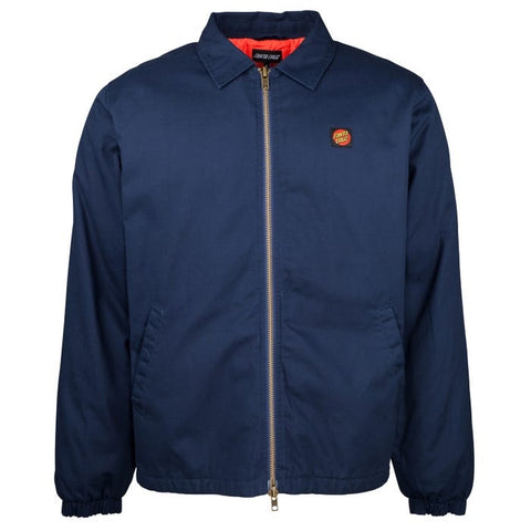 SANTA CRUZ ENCORE JACKET DARK NAVY