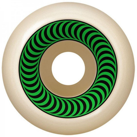 SPITFIRE OG CLASSICS WHITE/GREEN 99D 52MM
