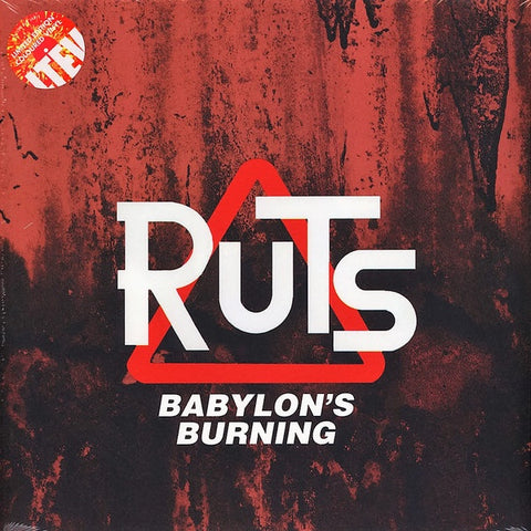 Ruts-Babylon's Burning -Deluxe-