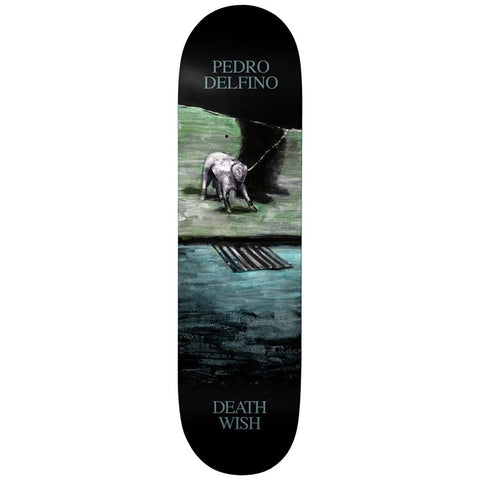 DEATHWISH PEDRO DELFINO DRO WITH DOG 8.25