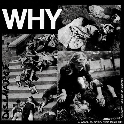 Discharge-Why -Deluxe/Ltd-