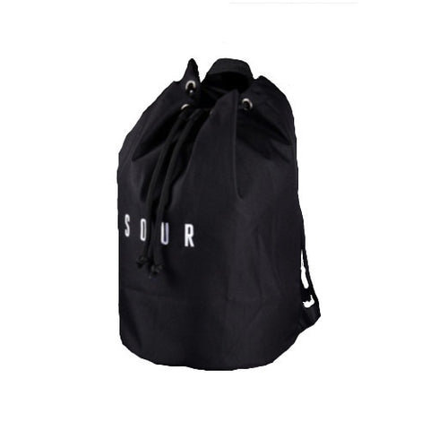 SOUR PAT DUFFLE BAG 2.0 BLACK