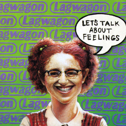 Lagwagon-Let's Talk About Feelings - Skateboards Amsterdam
