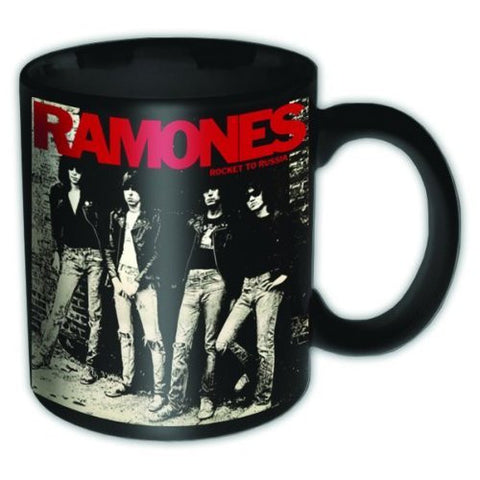 RAMONES BOXED MUG ROCKET TO RUSSIA - Skateboards Amsterdam