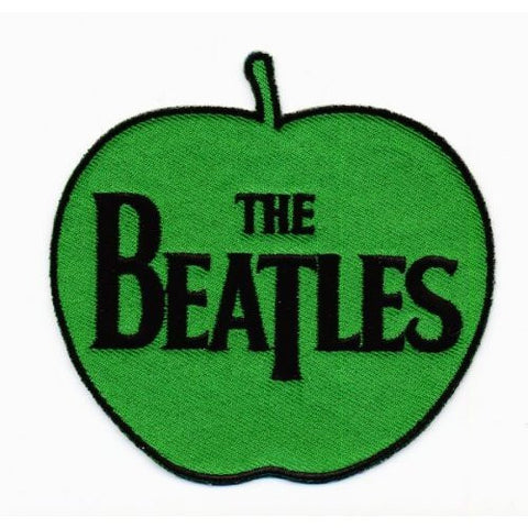 BEATLES PATCH: BEATLES ON APPLE - Skateboards Amsterdam - 1
