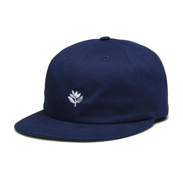8a32a134 MAGENTA 6 PANEL PLANT COTTON NAVY – Skateboards Amsterdam