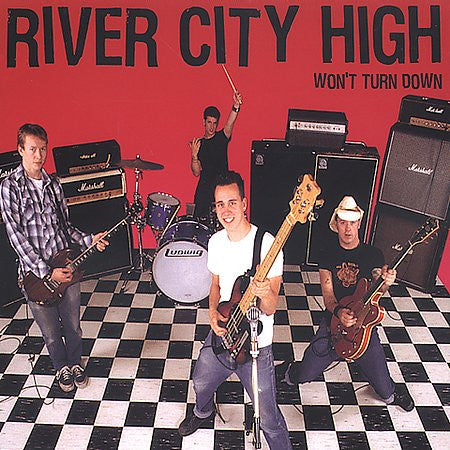 River City High-Won't Turn Down - Skateboards Amsterdam