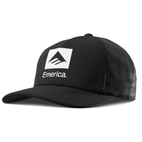 EMERICA BRAND COMBO TRUCKER BLACK