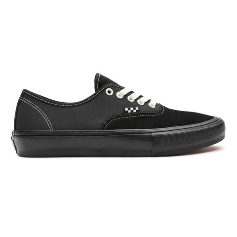VANS SKATE AUTHENTIC BLACK (BLK/BLK)