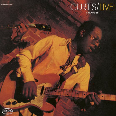 Curtis Mayfield-Curtis Live -Expanded-
