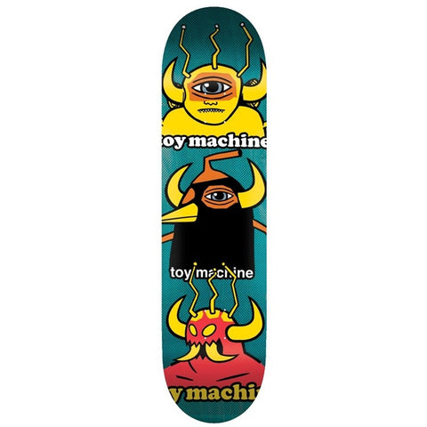 TOY MACHINE CHOPPED UP 9.0