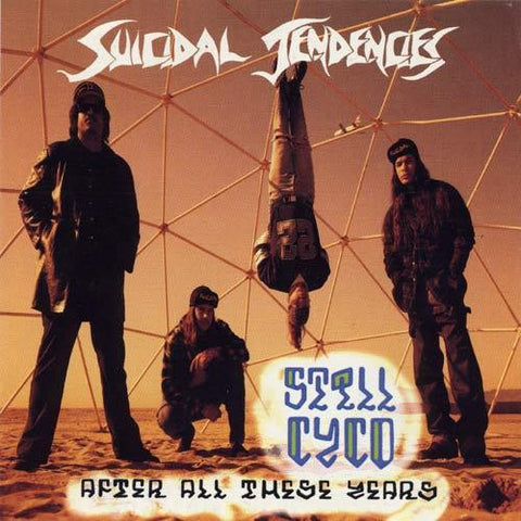 Suicidal Tendencies-Still Cyco After All These Years - Skateboards Amsterdam