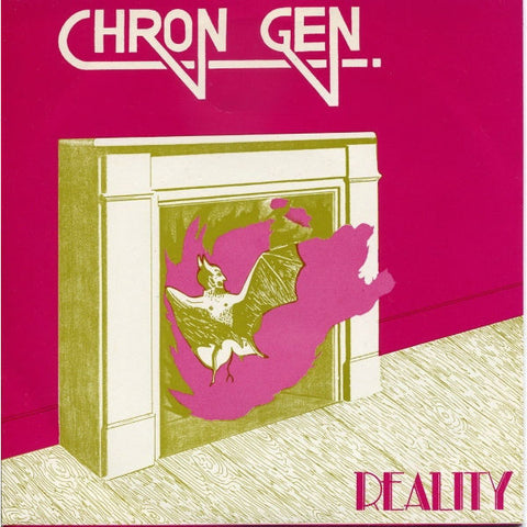 Chron Gen-Reality - Skateboards Amsterdam