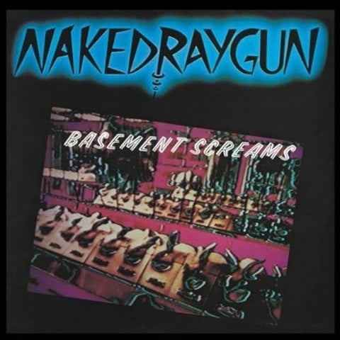 Naked Raygun-Basement Screams LP - Skateboards Amsterdam