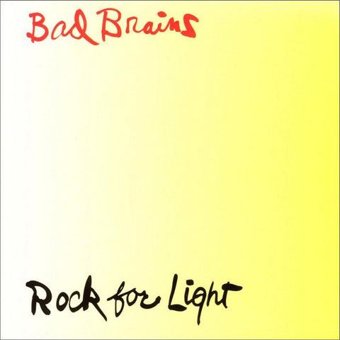 Bad Brains-Rock For Light - Skateboards Amsterdam
