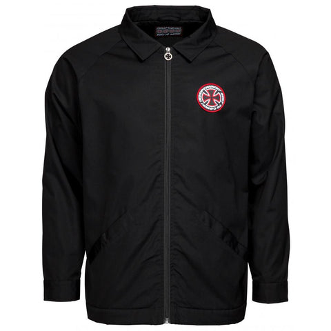 INDEPENDENT SPEED KILLS COACH JACKET BLACK