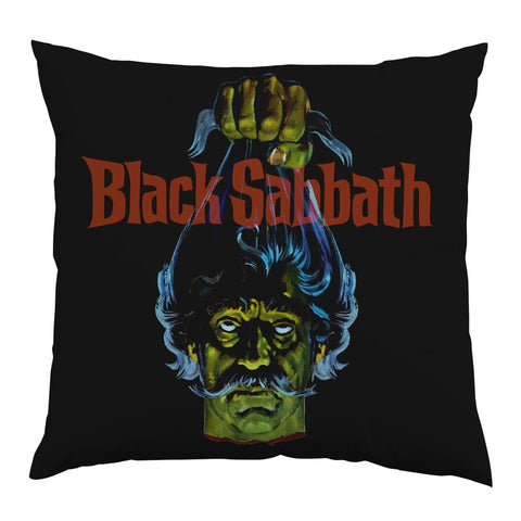 PLAN 9 BLACK SABBATH HEAD CUSHION