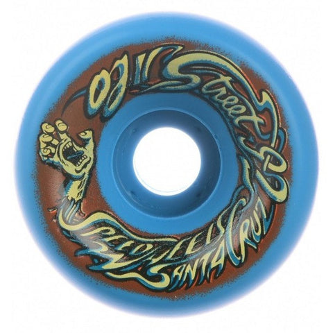 OJ II STREET SPEEDWHEELS REISSUE ORIG BLUE 92A 60MM
