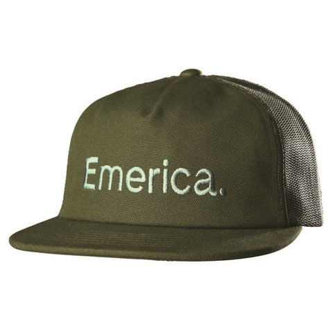EMERICA PURE SNAPBACK FORREST